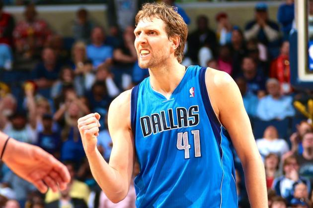 Dirk Nowitzki's New Contract Gives Dallas Mavericks Title Flexibility