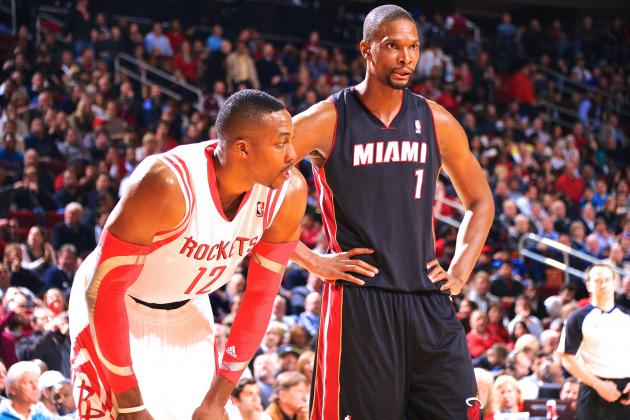 Chris Bosh Would Give Houston Rockets Best Superstar Trio in the NBA