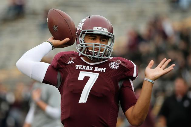 Texas A&M 2014 Quarterback Fall Practice Preview: Depth Chart and Analysis
