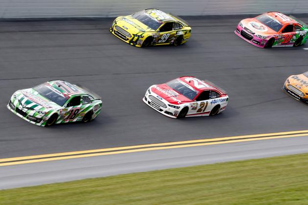 NASCAR at Daytona 2014: Race Schedule, Live Stream Info and Drivers to Watch