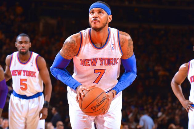 What Missing out on Carmelo Anthony Would Mean for Los Angeles Lakers
