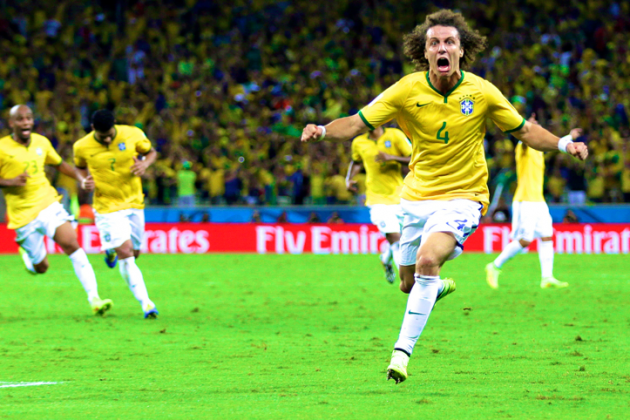 Brazil vs. Colombia: Live Score, Highlights for World Cup 2014 Quarterfinals