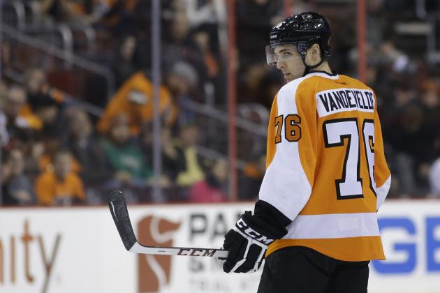 Chris VandeVelde Re-Signs with Philadelphia Flyers