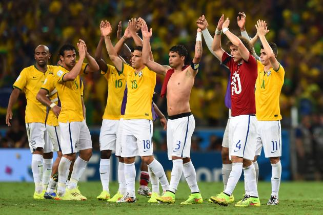 Brazil Respond to Criticism to Beat Colombia and Reach Semifinals