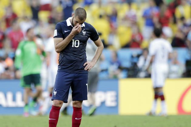 Karim Benzema's Vanishing Act Cost France When It Mattered Most