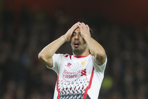 Liverpool Transfer News: Reds Sensible to Cash in on Luis Suarez