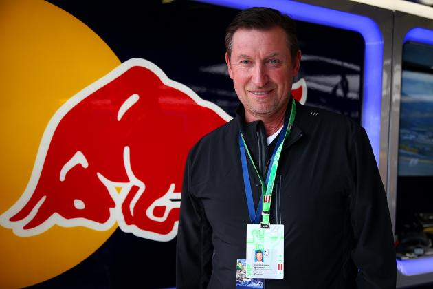 Wayne Gretzky Reportedly Among Investors Looking to Bring NHL Team to Seattle