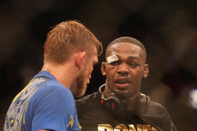 Jones-Gustafsson, Dillashaw-Barao Confirmed