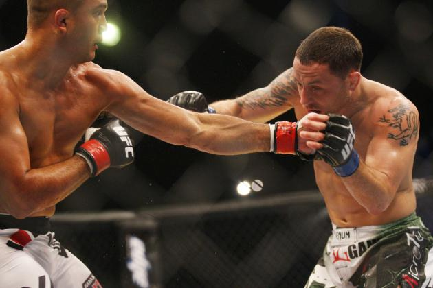 TUF 19 Finale Weigh-in Results: Frankie Edgar vs. B.J. Penn Fight Card