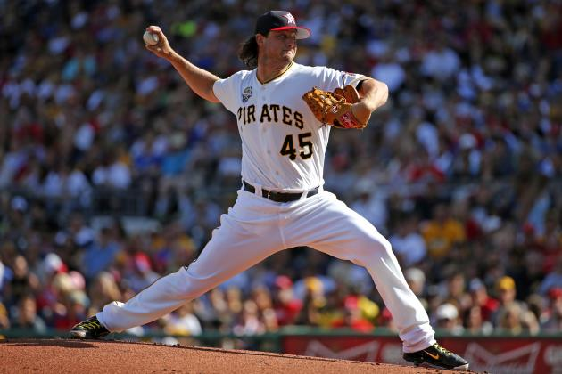 Why Gerrit Cole Is so Essential to the Pittsburgh Pirates' Success in 2014
