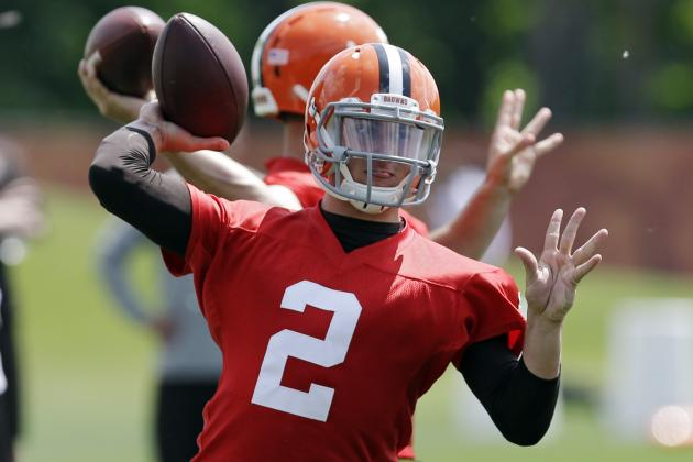 Johnny Manziel Must Mature Quickly to Avoid Brief, Disappointing NFL Career