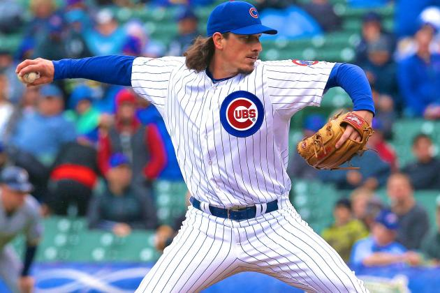 Jeff Samardzija, Jason Hammel Sent to Athletics in Multi-Player Trade