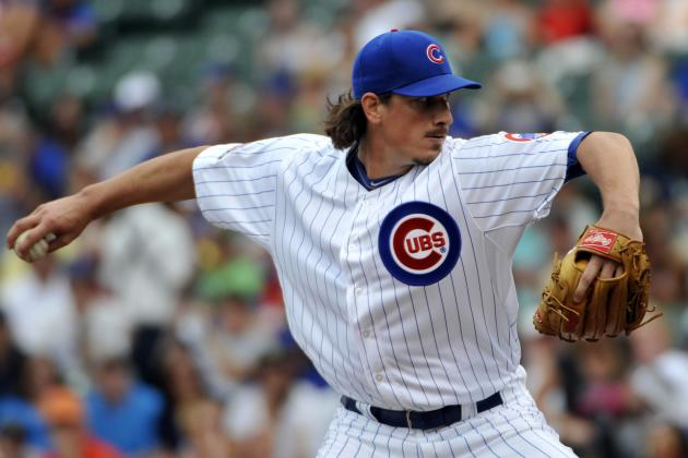 Twitter Reacts as Jeff Samardzija, Jason Hammel Are Traded to Athletics