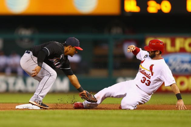 Cardinals Hold off Marlins 3-2