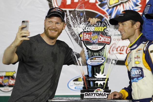 NASCAR Nationwide Series at Daytona 2014: Results, Winner, Standings, Reaction