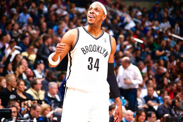 Breaking Down How Paul Pierce Sign-and-Trade Could Work for Los Angeles Clippers