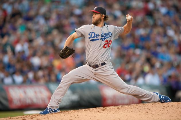 Numbers Tell Story of Clayton Kershaw's Domination of Rockies