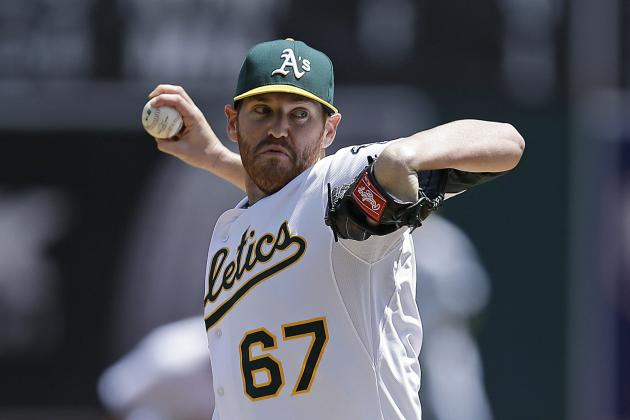 Analyzing Dan Straily's Impact on the Chicago Cubs' Future