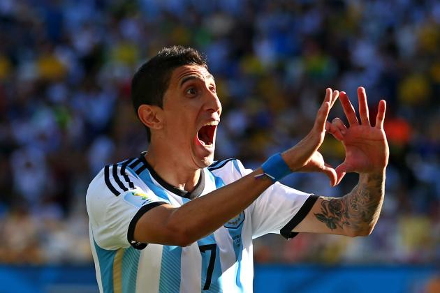 Manchester United Transfer News: Latest on Angel Di Maria and Top Targets