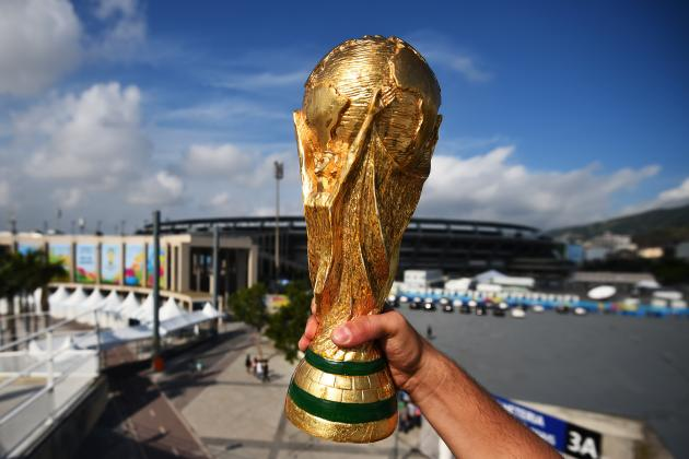 World Cup Schedule 2014: Fixtures, Kick-Off Time Table, Predictions for Day 24