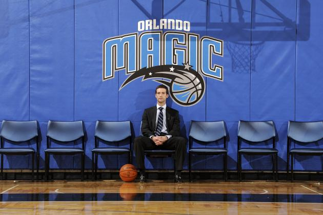 Report Card Grades for Orlando Magic's 2014 Offseason so Far