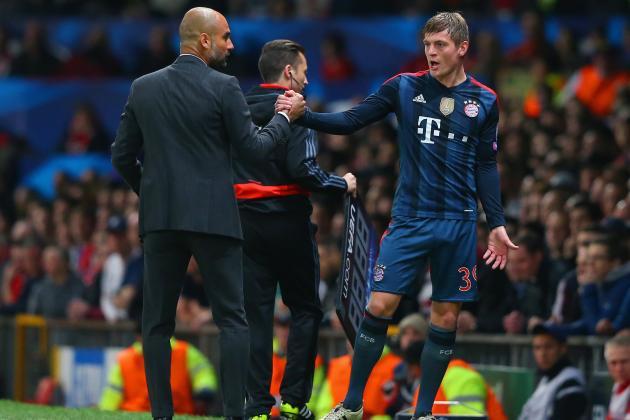 Nemanja Matic and Cesc Fabregas Mean Chelsea Don't Need Toni Kroos