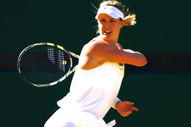Kvitova vs. Bouchard Wimbledon 2014 Women's Final: Live Score and Highlights