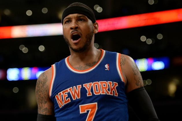 Lakers Rumors: Rounding Up Latest Buzz on Carmelo Anthony, Pau Gasol and More