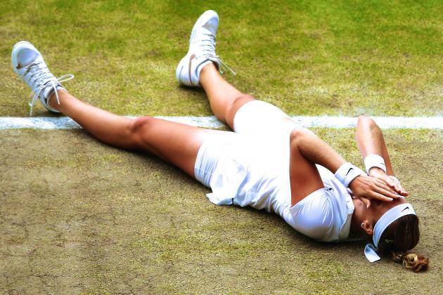 Kvitova vs. Bouchard Wimbledon 2014 Women's Final: Live Score and Highlights