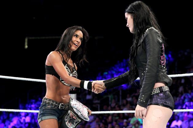 WWE Battleground 2014: Feuds Most Deserving of Midcard Spot