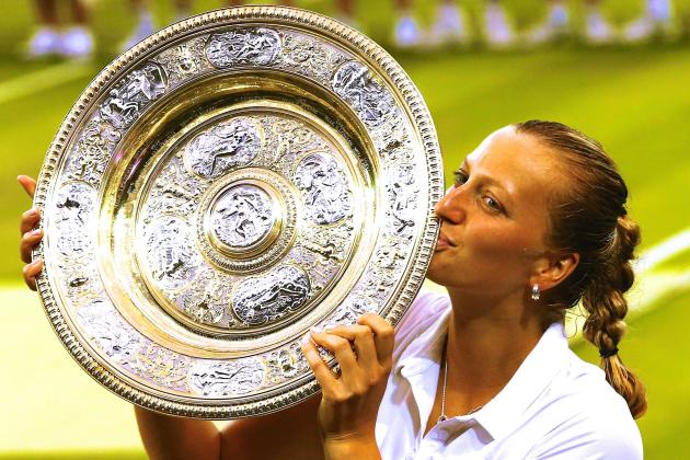 Kvitova vs. Bouchard: Recap and Results from Wimbledon 2014 Women's Final