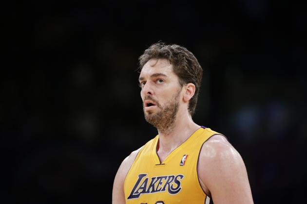 NBA Trade Rumors: Analyzing Latest Buzz on Pau Gasol, Paul Pierce and Luol Deng