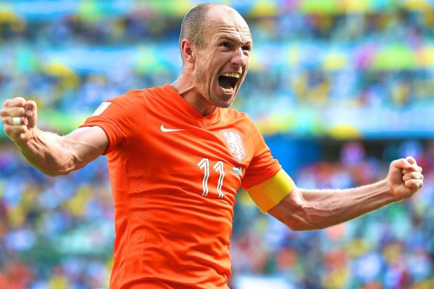 Netherlands vs. Costa Rica: Tactical Preview of World Cup Quarter-Final Match