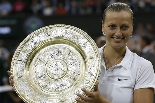 Wimbledon Tennis 2014 Women's Final: Petra Kvitova Cements Elite Status with Win