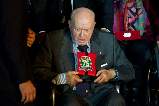 Real Madrid Legend Alfredo Di Stefano Passes Away