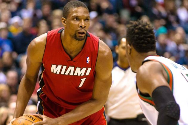 Chris Bosh Rumors: Latest Buzz and Speculation Surrounding Free-Agent Star