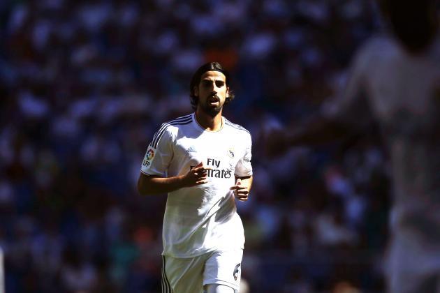 Arsenal Transfer Rumours: Latest on Sami Khedira and Arsene Wenger's Top Targets