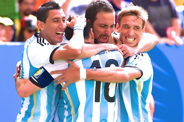 Argentina vs. Belgium: World Cup Quarter-Final Score, Grades and Reaction