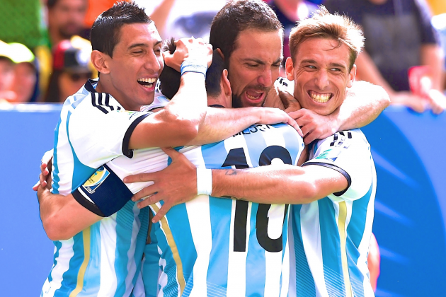 Argentina vs. Belgium: Live Score, Highlights for World Cup 2014 Quarterfinals