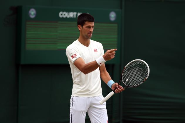 Wimbledon 2014: Men's Final TV Coverage and Live Stream Info