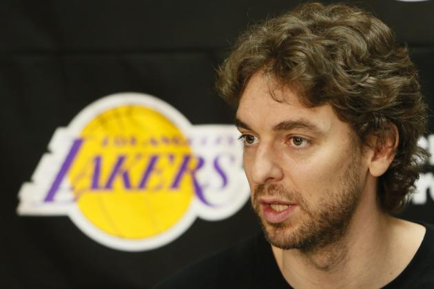 Lakers Rumors: Pau Gasol Leaving Would Be Best Move for LA's Future