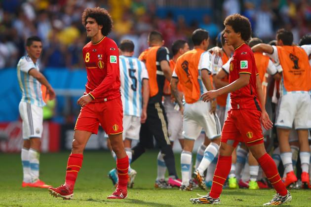 Argentina vs. Belgium: Red Devils Fail to Punish Midfield Mismatch