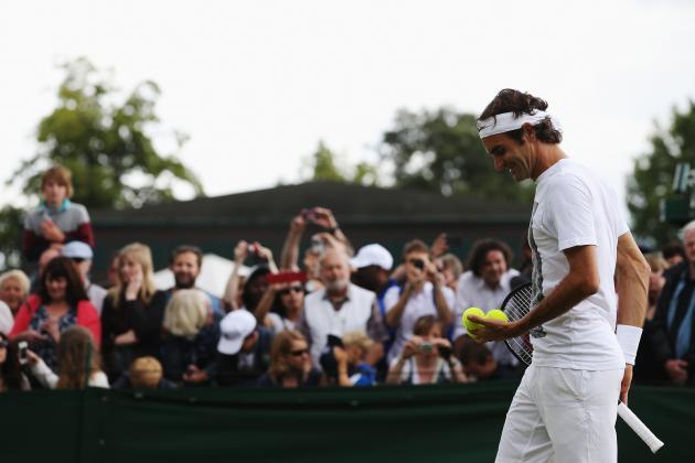 Novak Djokovic Will Not Prevent Roger Federer from Winning 8th Wimbledon