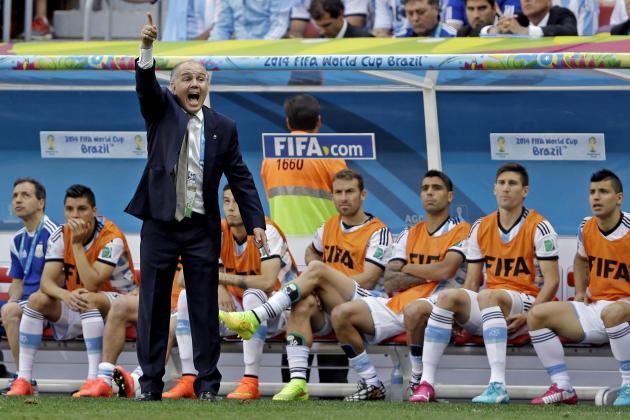 Argentina vs. Belgium: Inconsistent Attack Hurts Argentinians' Chances in Semis