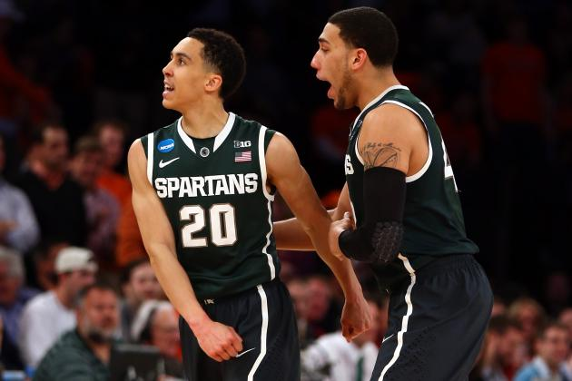 Michigan State Basketball: Izzo Finds Key Leadership in Trice and Valentine