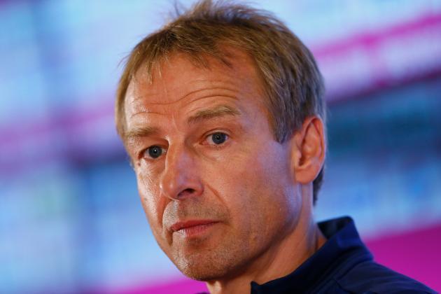 Jurgen Klinsmann's Facebook Message on US National Team World Cup Exit