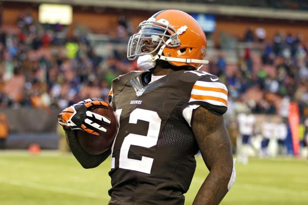 Twitter Reacts as Embattled Browns WR Josh Gordon Is Arrested for DWI