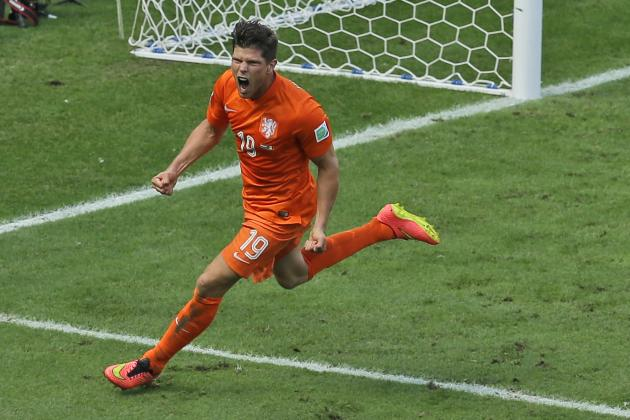 Liverpool Transfer News: Reds Shouldn't Move for Klaas-Jan Huntelaar