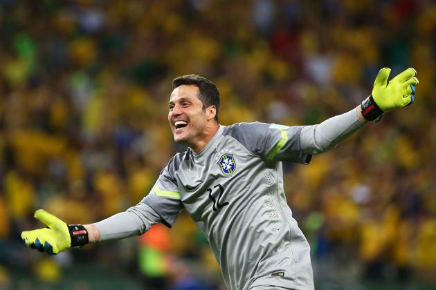 Brazil Reaches 8th World Cup Semifinal, 2nd Most All-Time