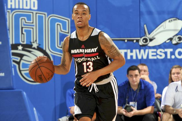 Orlando Summer League 2014: Day 1 Scores, Stats and Highlights